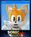 Sonic Forces Card 12