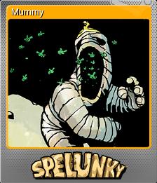 Spelunky Foil 8