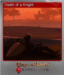 War of the Roses Kingmaker Foil 5