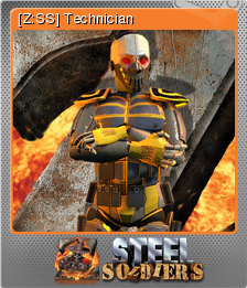 Z Steel Soldiers Foil 08