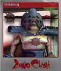 Zeno Clash Foil 4