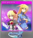 Acceleration of Suguri X-Edition Foil 4