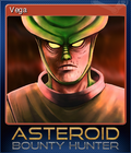 Asteroid Bounty Hunter Card 8