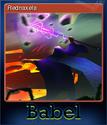 Babel Choice Card 4