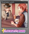 Backstage Pass Foil 11