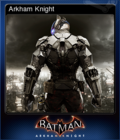 Batman Arkham Knight Card 1