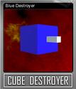 Cube Destroyer Foil 1