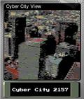 Cyber City 2157 The Visual Novel Foil 11