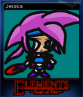 Elements Soul of Fire Card 4