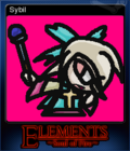 Elements Soul of Fire Card 8