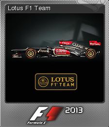 F1 2013 Foil 04