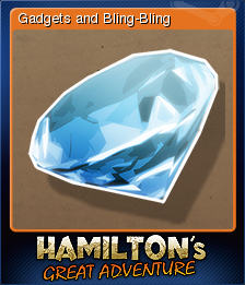 Hamilton's Great Adventure Card 8