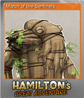 Hamilton's Great Adventure Foil 3