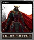 Hero Battle Foil 5