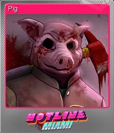 Hotline Miami Foil 5