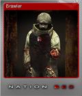Nation Red Foil 5