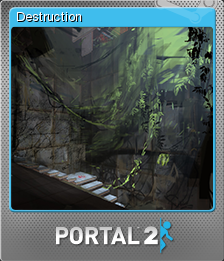 Portal 2 Foil 2