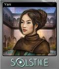 Solstice Foil 1