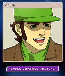 Super Lemonade Factory Card 1