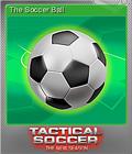 Tactical Soccer The New Season Foil 3