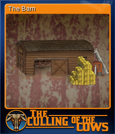 The Culling Of The Cows Card 9