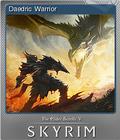 The Elder Scrolls V Skyrim Foil 4