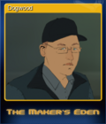 The Makers Eden Card 3