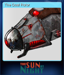 The Sun at Night Card 2