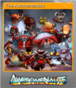 Awesomenauts Foil 14