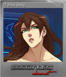 Bionic Heart Foil 2