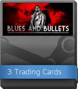 Blues and Bullets Booster Pack