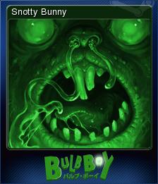 Bulb Boy Card 6