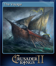 Crusader Kings II Card 3