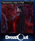 DreadOut Card 5