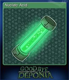 Goodbye Deponia Card 3
