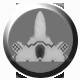 Gun Metal Badge 3