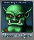 Heroines Quest The Herald of Ragnarok Foil 6