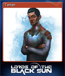 Lords of the Black Sun Card 6