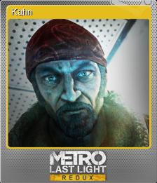 Metro Last Light Redux Foil 4