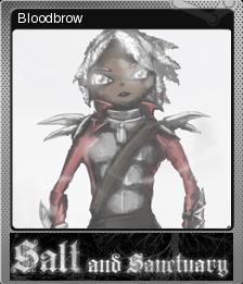 Salt and Sanctuary Foil 5
