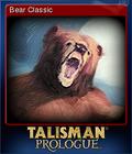 Talisman Prologue Card 2