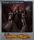 Tormentum Dark Sorrow Foil 5