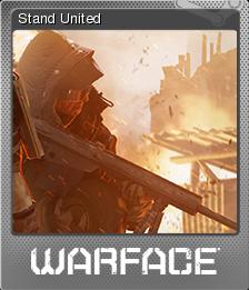 Warface Foil 7