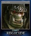 Warhammer 40,000 Regicide Card 09