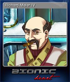 Bionic Heart Card 6