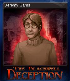 Blackwell Deception Card 2
