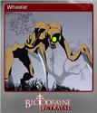 BloodRayne Betrayal Foil 10