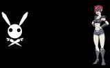 Boo Bunny Plague Background Faye