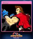 Double Dragon Neon Card 08