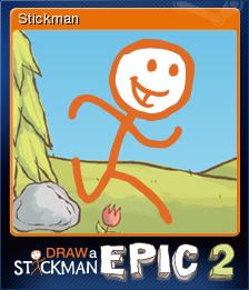 Draw a Stickman EPIC 2 Card 6